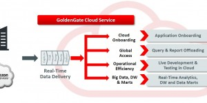 Oracle GoldenGate Cloud Service Use Cases